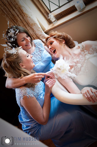 Carrie & Chris's Wedding Photography Minstead Lyndhurst New Forest. Beautiful Church Wedding followed by breathtaking Spitfire display at the Reception. - Tim Hudson Photography