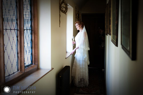 Carrie & Chris Wedding - All Saints Church Minstead Lyndhurst New Forest - Tim Hudson Photography