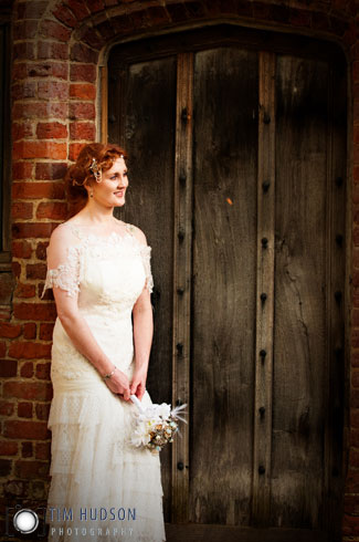 Carrie & Chris's Wedding Photography Minstead Lyndhurst New Forest. Beautiful Church Wedding followed by breathtaking Spitfire display at the Reception. All Saints Church - Tim Hudson Photography